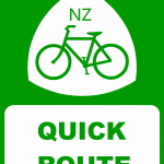 Quick Route Temp Logo